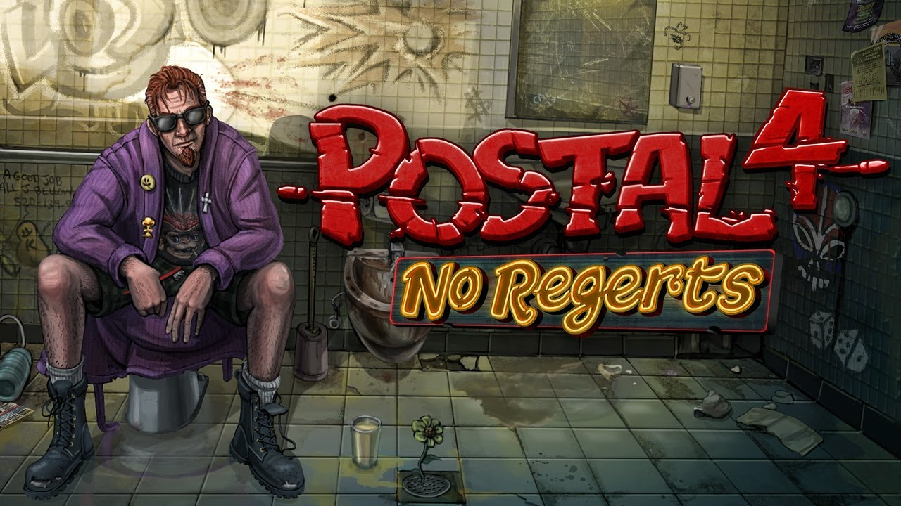 Postal 4 No Regerts Early Access Trailer 2 Youtube