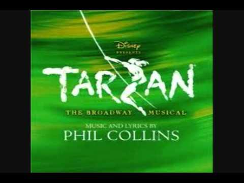 Tarzan: The Broadway Musical Soundtrack - 10. Trashin' The Camp