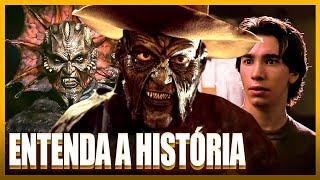 Saga Olhos Famintos | História, Curiosidades e Análise dos filmes