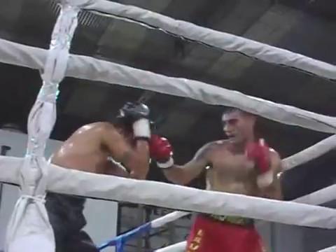 """Bruno Leonardo """"El Zar"""" Romay vs. Martín Alejandro """"El Vikingo"""" Kuroski"""