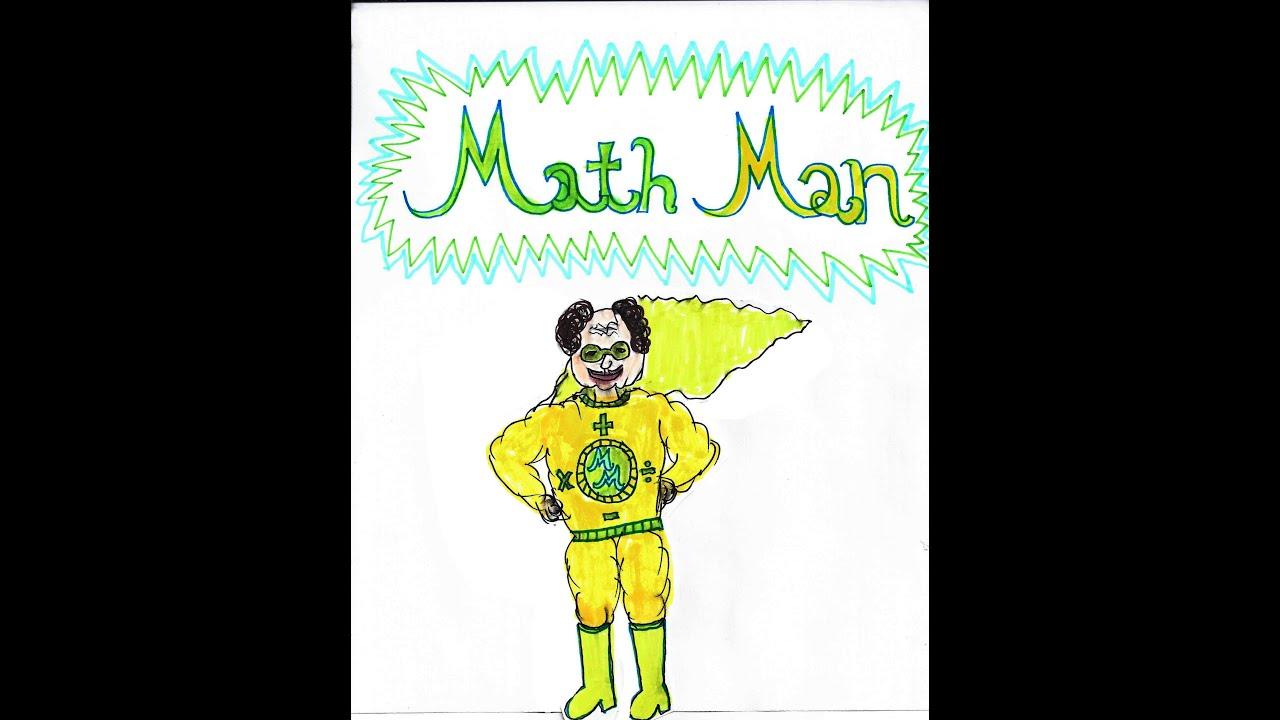 Math man math man