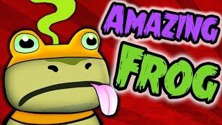 СИМУЛЯТОР ЛЯГУШКИ - Amazing Frog