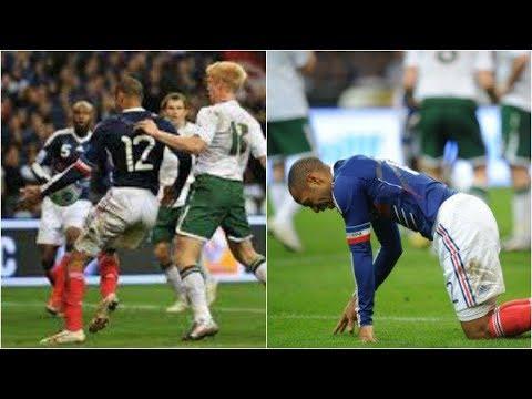 Les plus grosses erreurs d'arbitrage du Football