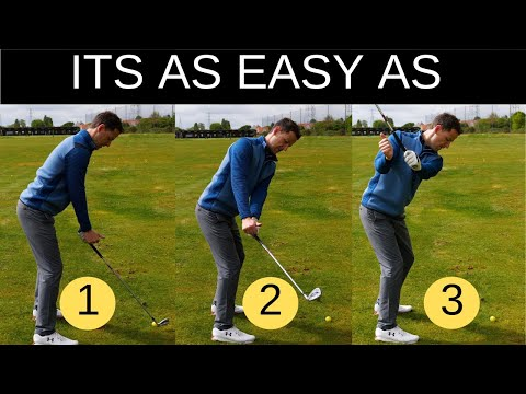 BASIC GOLF SWING DRILLS – THUMBS UP DRILL