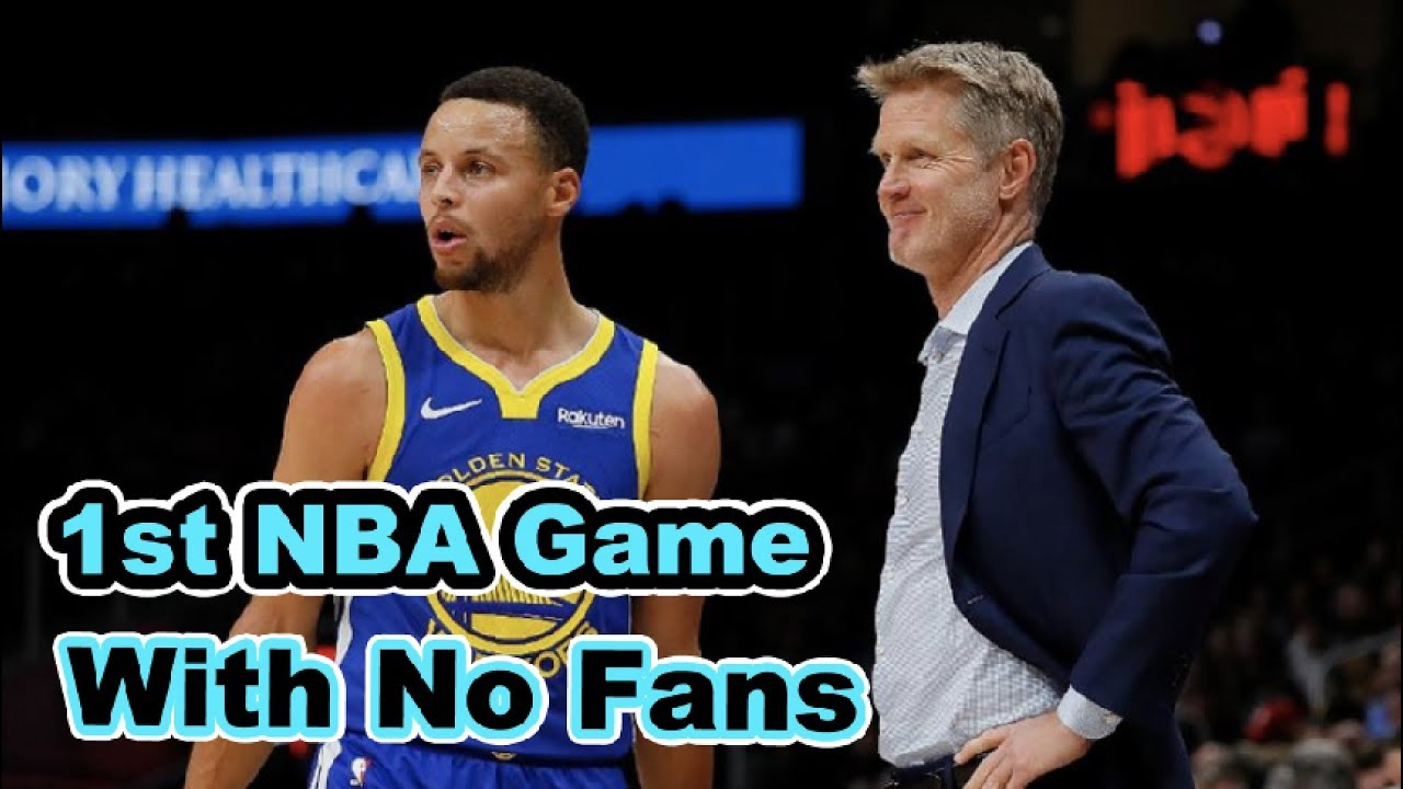 Golden State Warriors to play first NBA game without fans after San ...