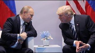 Trump criticized after congratulating Putin on victory