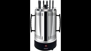 Обзор Шашлычницы электрической Scarlett SC-KG22601 1000Вт