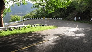 Athirapally - Valparai Route