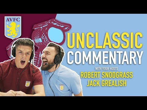 Unclassic Commentary: Robert Snodgrass and Jack Grealish