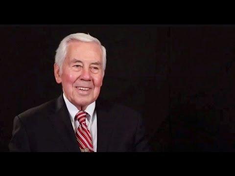 Presidential Medal of Freedom Recipient - Senator Richard Lugar