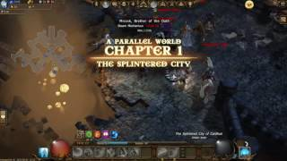 Drakensang Online Parallel World Enterance \