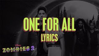 Baixar ZOMBIES 2 - One for All (Lyrics)