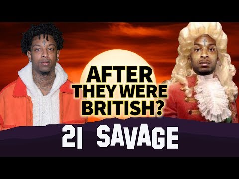 21 Savage  After They Were British ?  Arrested by ICE Citizen of the United Kingdom