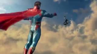 Injustice 2 - геймплейный трейлер E3 2016