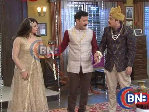 serial may i come in madam sajan sanjana  drama thumbnail