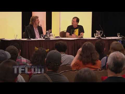 Transformers Writer Flint Dille Shares Tales of Actor Chirs Latta The Voice of Starscream