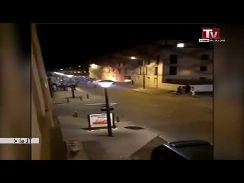 Blois: échauffourées dans la ZUP