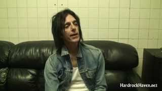 HardRockHaven.net interview with Steve Riley of L.A. Guns