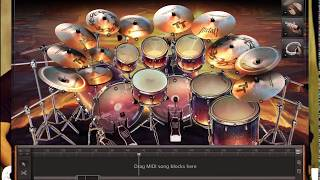 System of A Down - Chop Suey only drums midi backing track