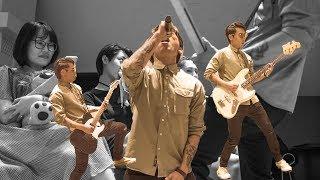 Blow-Ed Sheeran/Bruno Mars(metal cover by GuoJia)