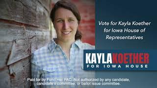 FundHer - Kayla Koether for Iowa