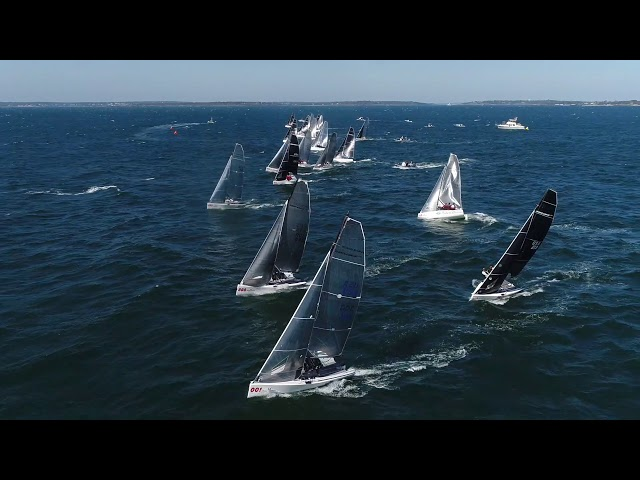 2017 Melges 20 Worlds // Day 1