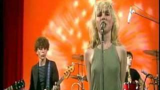 Blondie - Contact in red square & Kung Fu Girls 1977