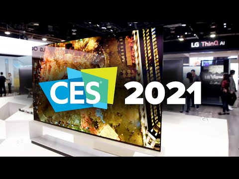 How to watch CES 2021