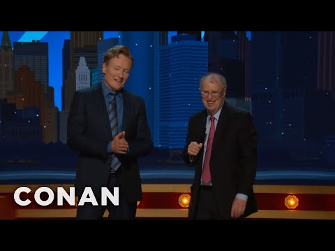 Existential Thoughts From The Voice Of The New York Subway System  - CONAN on TBS
