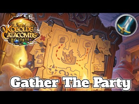Gameplay Recruit Big Warrior Kobolds And Catacombs | Hearthstone Guide How To Play