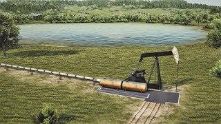 Wydobycie ropy i rafineria - W&R Soviet Republic S02E05