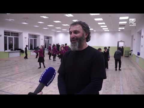 Танцевальный коллектив «Таулу» стал вице-чемпионом России