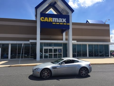 I Took My Aston Martin to CarMax For an Appraisal