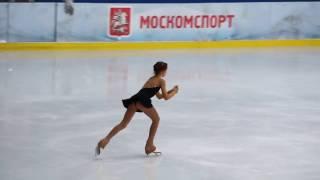 Елизавета Медведева, ПП, Первенство Москвы 2017, старший возраст