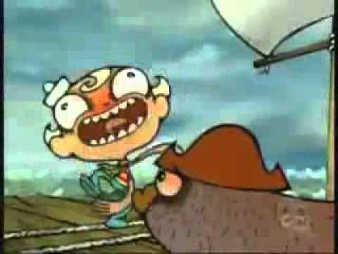 Why Flapjack shouldn't drink seawater...10 HOURS!
