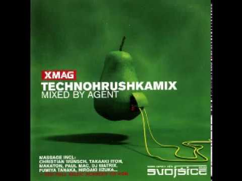 XMAG - TECHNOHRUSHKAMIX MIXED BY AGENT