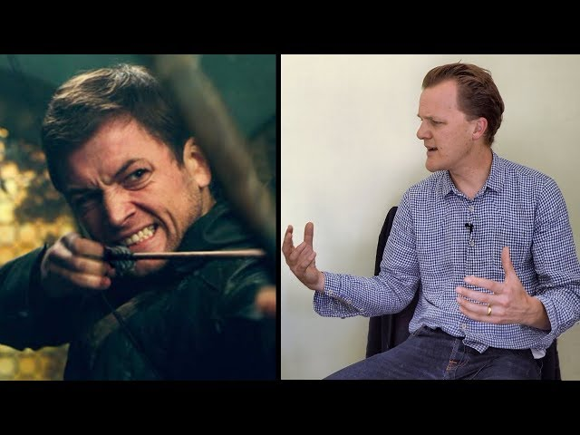 Archery In the upcoming Robin Hood Movie