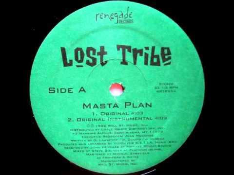 Lost Tribe - Masta Plan (Instrumental)