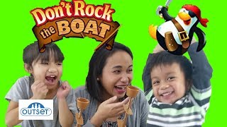 Don't Rock the Boat Game by Outset Media