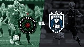Portland Thorns FC vs. Seattle Reign FC