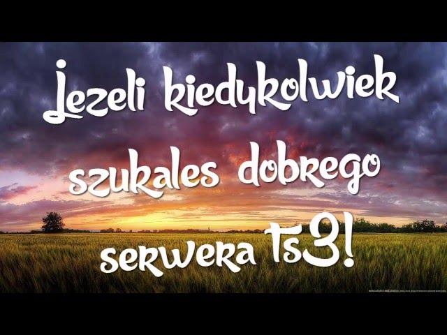 Reklama Serwera ts3 ForewerA