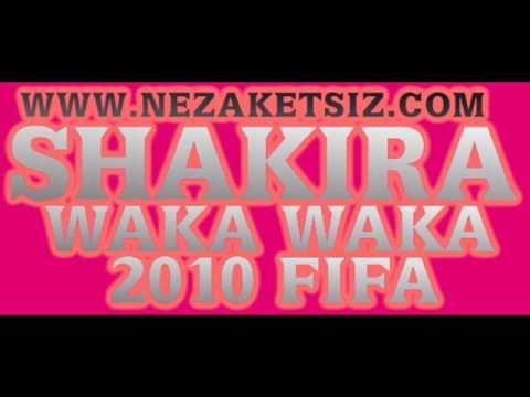 Shakira - Waka Waka FIFA Music