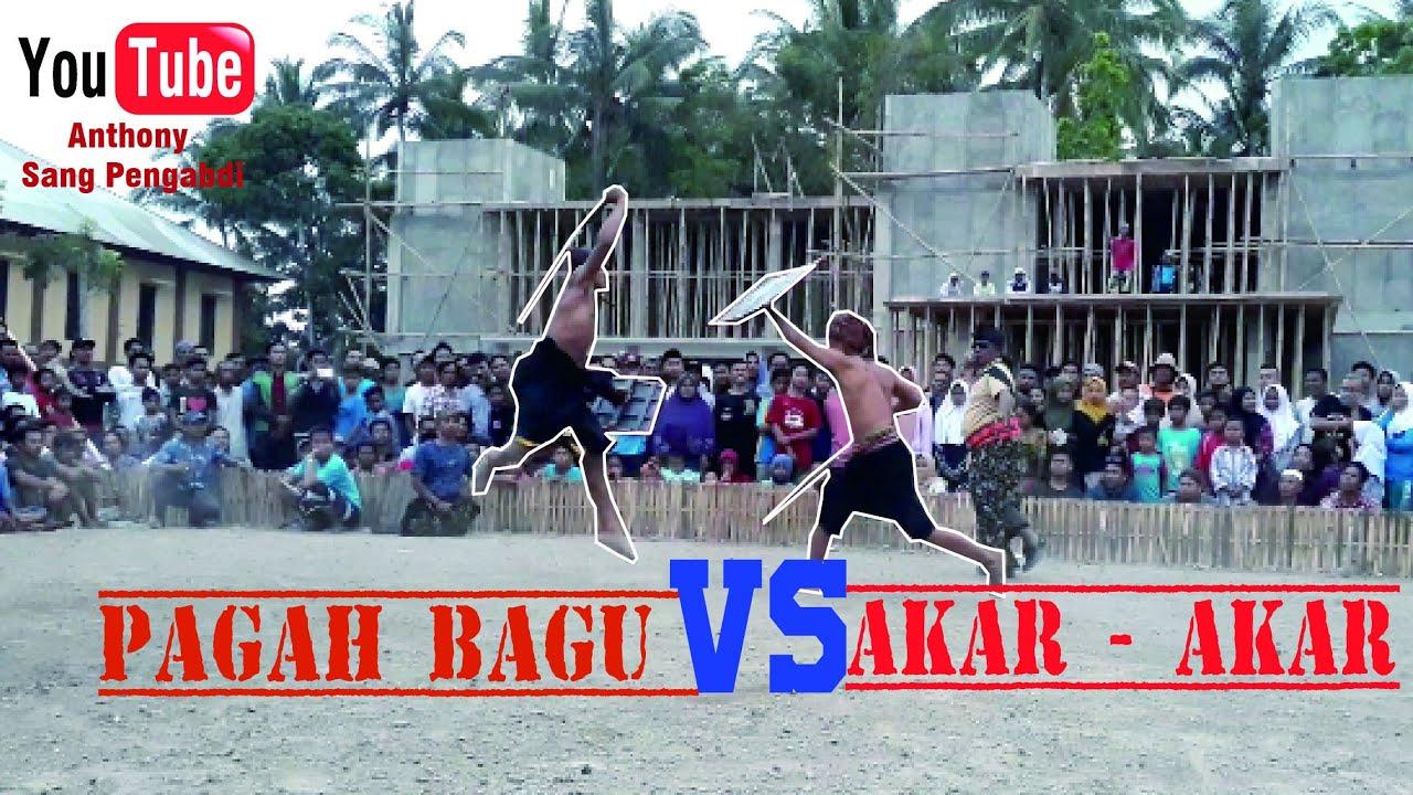 Presean Kopang 2019 ( Pagah Bagu vs Akar akar )