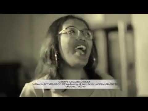 Te hifangaro - Olombelo Ricky & La Chorale