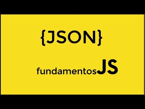 Introduccion a JSON y APIs - Tutorial Javascript thumbnail