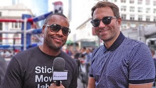 Eddie Hearn: AJ Got MORE Fans by LOSING! EVERYBODY Wants Anthony Joshua to FAIL!