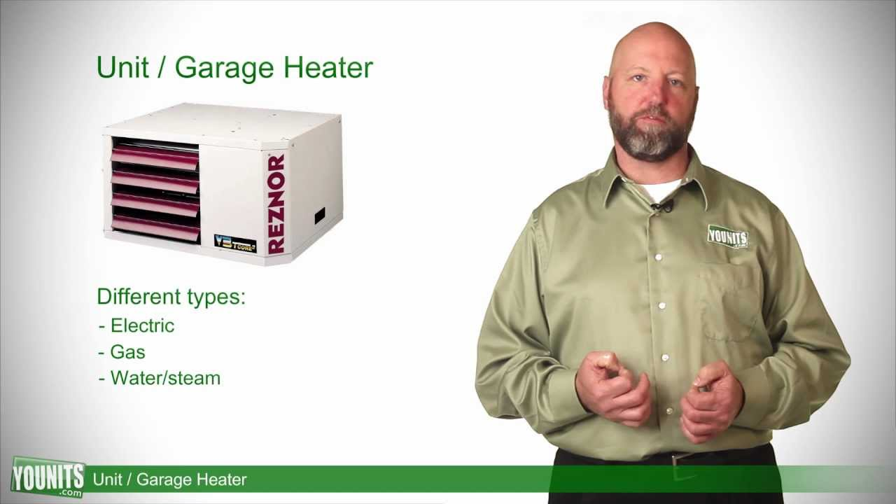 Video Guide to Electric Hanging FurnacesGarage Heaters  Younitscom HD  YouTube