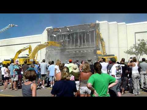Macys Westminster Mall demolition