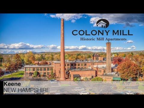 Video Of Colony Mill | Keene, New Hampshire Loft Apartment Rentals By Brady Sullivan