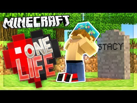 STACY DIED!? | One Life SMP #36